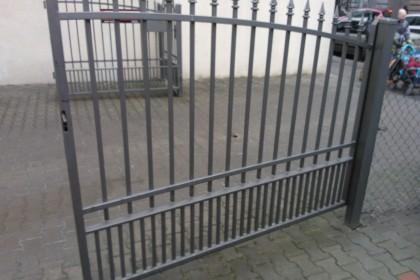 Brama otwierana